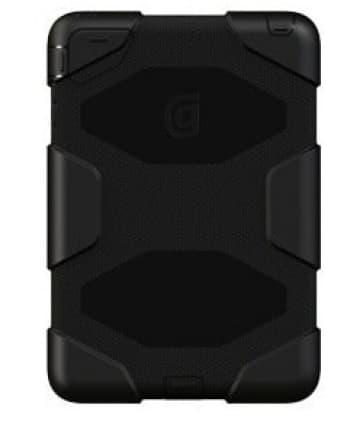 iPad Mini Griffin Survivor Case Black
