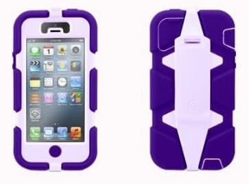 Griffin Survivior Case for iPhone Purple Lavender
