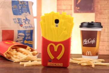 French Fry Case for Galaxy S4