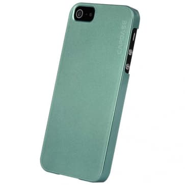CAPDASE Karapace Green Jacket-Pearl (with stand) for iPhone 5