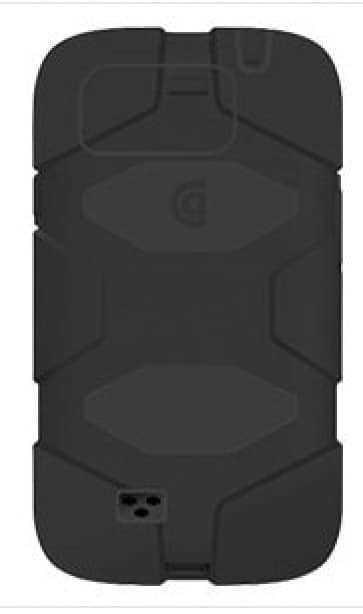 Griffin Survivor S4 Black Case