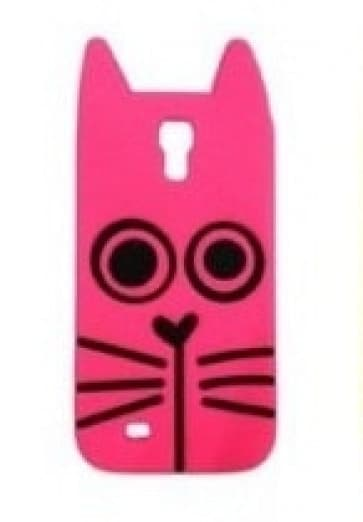 Marc Jacobs Rue Cat Pink Galaxy S4 Case