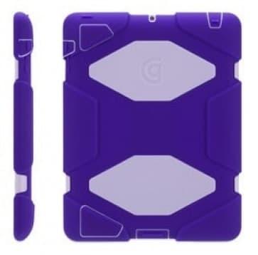 Griffin Survivor Lavender Purple for iPad 2, iPad 3 and iPad (4th Gen)