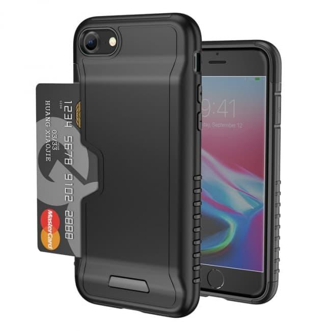 Iphone 8 7 Plus Best Card Holder Case Tablet Phone Case