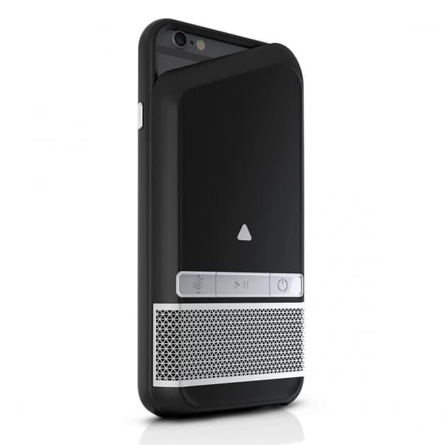 Zagg Popline Bluetooth Speaker Case for iPhone 10 10s