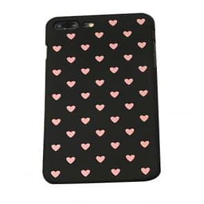 iPhone X Multi Hearts Pattern Case