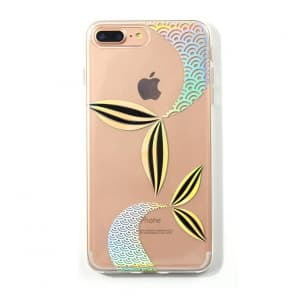 Shiny Whale iPhone X Case
