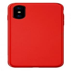 Magnetic Plate Thin Case for iPhone X