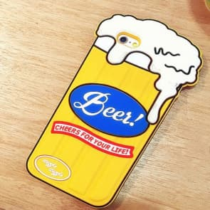 Beer Glass Shaped Silicone Case for iPhone 7 Plus