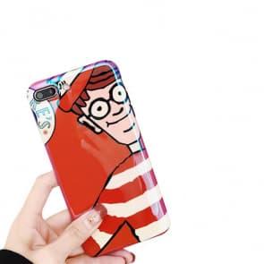 Where's Wally Waldo iPhone X Case