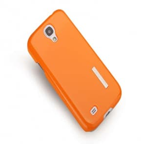 Rock Ethereal Snap Orange Case for Galaxy S4