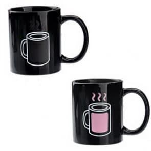 Coffee Mug Meter Temperature Mug