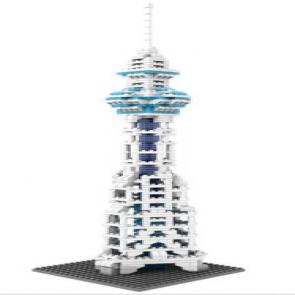 Loz Nano Block Architecture Series Tokyo SkyTree