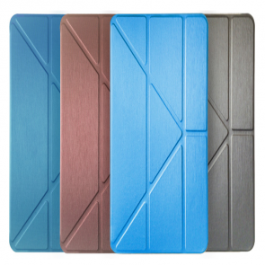 Origami Foldable Smart Cover Case for iPad Mini and iPad Mini 2 Retina