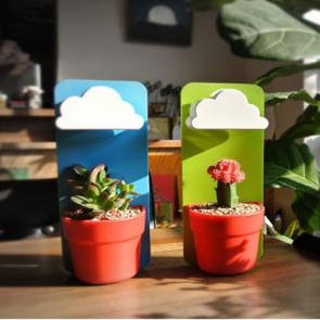 Cloud Living Wall Pot Plant