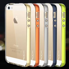 Rock LED Notification Band Light Case for iPhone 6 Plus