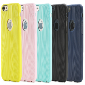 Rock Melody Ultra Slim Sleek Line Case for iPhone 6