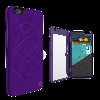 iFrogz Charisma Wallet Mirror Case for iPhone 6 6s Plus Purple