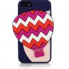 Kate Spade Hot Air Balloon iPhone 6 6s Plus Silicone Case