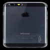Rock iPhone 6 6s Plus 5.5 inch TPU Case Clear Black