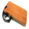 Hand Crafted Walnut Wood Slider Case for iPhone 6 6s Plus