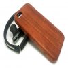 Hand Crafted Cherry Wood Slider Case for iPhone 6 6s Plus