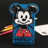 Baby Mickey Silicone Case for iPhone 6 6s Plus
