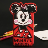 Baby Minnie Silicone Case for iPhone 6 6s Plus