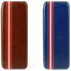 Leather Stripe Fashionable iPhone 6 6s Plus Case