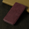 iPhone 6 6s Plus Rugged Leather Wallet Credit Card Holder ID Holder Case