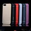 Motomo Japan Brushed Aluminum Alloy Metal Case for iPhone 6 6s Plus