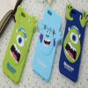 iPhone 6 6s Plus 5.5 inch Monster University Mike Scary Character Case Disney