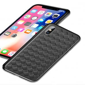 Quilted Weave Case for iPhone X