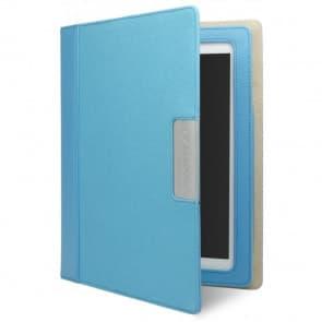 Cygnett Alumni Canvas Case for the new iPad & iPad 2 (Blue Cobalt)