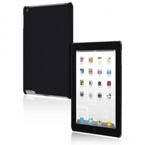 Incipio Feather Snap Case Svart till iPad 2