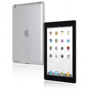 Incipio Feather Snap Case Frost Vit för iPad 2