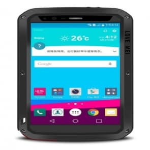 Waterproof Shockproof Case for LG G4 with Gorilla Glass