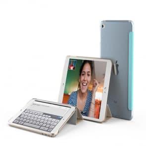 Super Thin TPU Smart Cover Case for iPad Mini 4