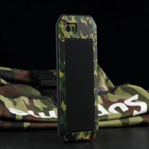 Camo Metal Ultra Tough Water Resistant Case for iPhone 5c