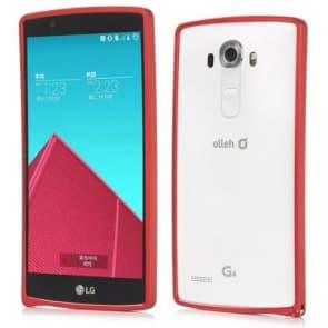 Ultra Thin Metal Bumper Case for LG G4