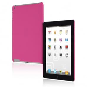Incipio Feather Snap Case Pink for iPad 2 and 3