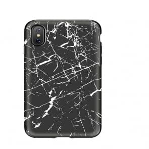 Rock Marble Pattern Case for iPhone X