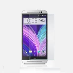 Glass-M Premium Tempered Glass Screen Protector for new HTC One M8