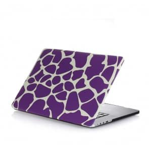 MacBook Pro Skin Shell Full Body Case for MacBook Air Pro Retina 11 13 15 All Models Groovy Purple Spots