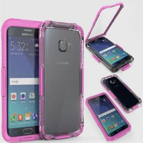 S6 Edge Plus Waterproof Case Also Shockproof and Drop-Proof