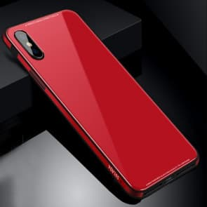 Ultra Thin Hybrid Metal Case for iPhone X