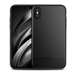 iPhone X Ultra Thin Carbon Fiber Fibre Case